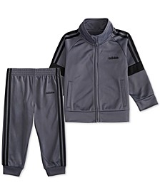 Little Boys 2-Pc. Jacket & Pants Track Set