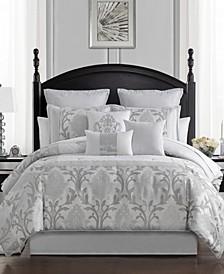 Verina Queen 7 Piece Comforter Set