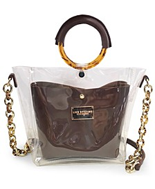 Clear Ring Tote Bag