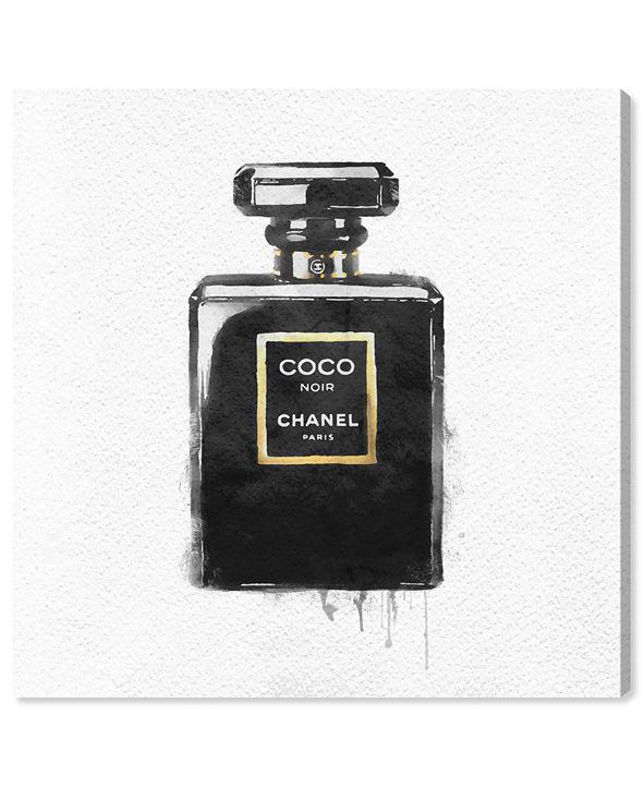 "Oliver Gal Noir Canvas Art, 36"" x 36"""