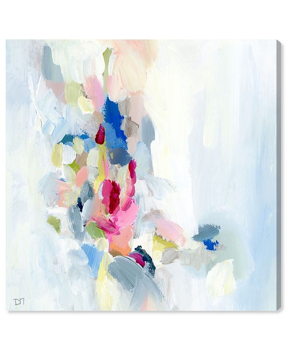 "Oliver Gal Mi Alegria Canvas Art, 43"" x 43"""