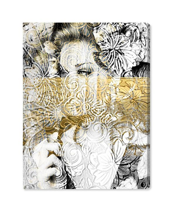 "Oliver Gal Bloom Canvas Art, 10"" x 15"""