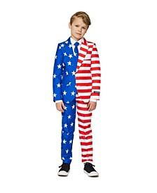 Big Boys USA Flag Americana Suit