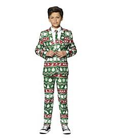 Big Boys Nordic Christmas Suit