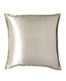 Metallic Stitch European Sham