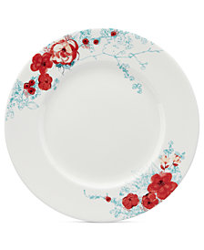 Lenox Chirp Floral Dinner Plate