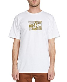 Men's Cradeled Logo Graphic T-Shirt