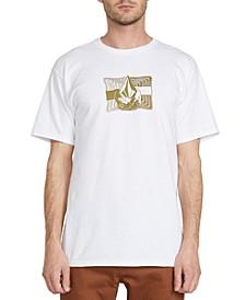 Men's Cradeled Logo Graphic T-Shirt