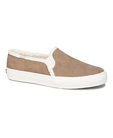 Women's Double Decker Shearling Sneakers