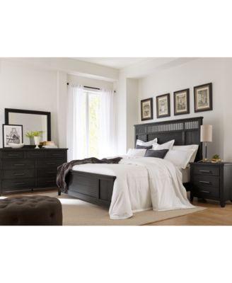 Burbank  Bedroom Furniture, 3-Pc. Set (King Bed, Nightstand & Dresser)