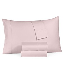 Haven Solid 350-Thread Count 3-Pc. Twin Sheet Set