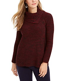 Pointelle-Knit Sweater, Created for Macy's