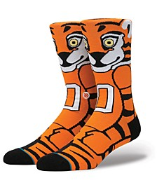 Clemson Tigers Mascot Sock