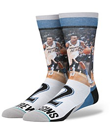 Andrew Wiggins Minnesota Timberwolves Player Jersey Crew Sock