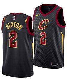 Men's Collin Sexton Cleveland Cavaliers Statement Swingman Jersey