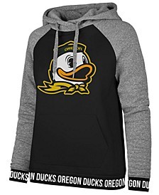 Women's Oregon Ducks Encore Revolve Hooded Sweatshirt