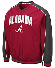 Men's Alabama Crimson Tide Duffman Windbreaker Jacket
