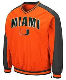 Men's Miami Hurricanes Duffman Windbreaker Jacket