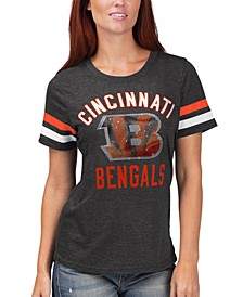 Women's Cincinnati Bengals Extra Point T-Shirt