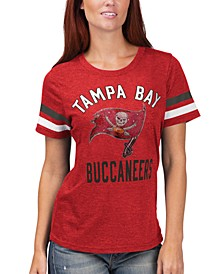 Women's Tampa Bay Buccaneers Extra Point T-Shirt