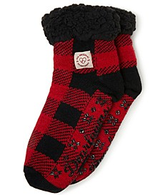 Knit Cozy Slipper Sock, Online Only