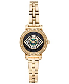 Women's Sofie Gold-Tone Stainless Steel Bracelet Watch 26mm MK4447