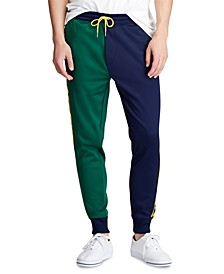 Men's Fleece Graphic Track Pants