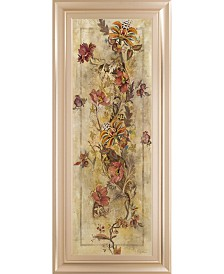 Classy Art Fleur Delicate I By Georgie Mirror Framed Print Wall Art 18 X 42 Reviews All Wall Décor Home Decor Macy S