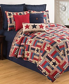 Bennington Full Queen Quilt Set