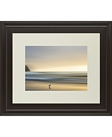 "Morning Visit by Marvin Pelkey Framed Print Wall Art, 34"" x 40"""