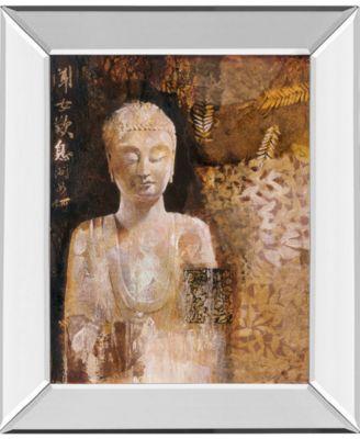 "Inner Chi II by Douglas Mirror Framed Print Wall Art, 22"" x 26"""