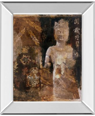 "Inner Chi III by Douglas Mirror Framed Print Wall Art, 22"" x 26"""
