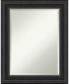 """Ridge Framed Bathroom Vanity Wall Mirror, 23.75"""" x 29.75"""""""