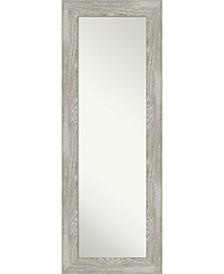 """Dove on The Door Full Length Mirror, 19.88"""" x 53.88"""""""
