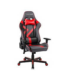 Techni Sport PC Striped Gaming Chair