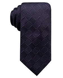 Men's Franco Geo Silk Tie, Created For Macy's