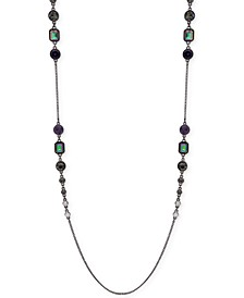 "Crystal 42"" Strand Necklace, Created for Macy's"
