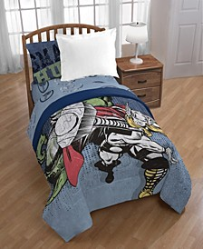 Thor & The Hulk Twin Comforter