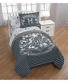 Reversible 3-Piece Twin Comforter Set