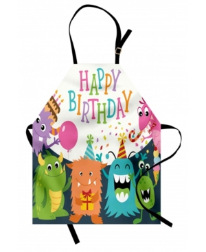 Ambesonne Birthday Party Apron
