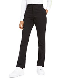 Straight-Leg Worker Pants
