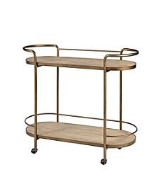 Martha Stewart Caleb Bar Cart