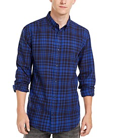 Men's Alban Plaid Flannel Shirt