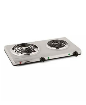 Salton Portable Cooktop Double Burner