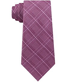 Men's Elijah Classic Plaid Tie