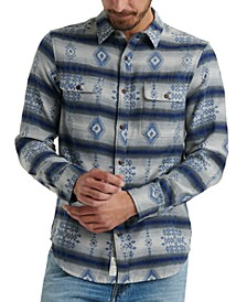 Men's Silver City Double Weave Shirt