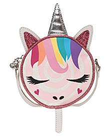 Lollipop Unicorn Crossbody