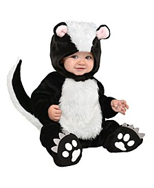 Baby Boys and Girls Little Stinker Skunk Costume