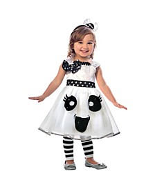 Baby Girls Cute Ghost Costume