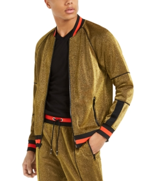 60s 70s Men's Jackets & Sweaters Inc Mens Disco Track Jacket Created For Macys $45.00 AT vintagedancer.com